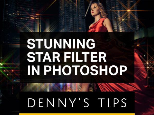 Stunning Star Filter in Photoshop