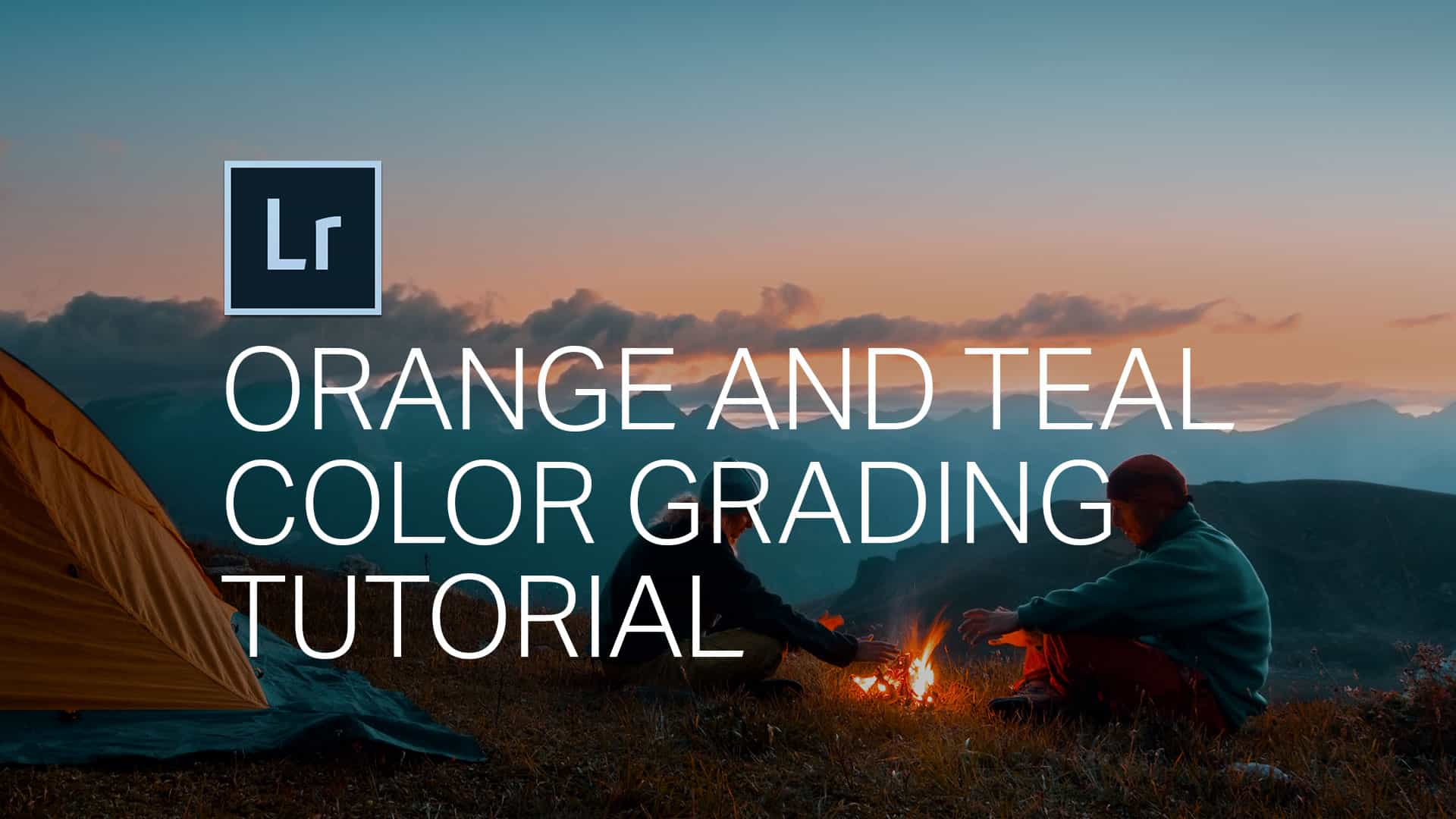 Orange and Teal Color Grading